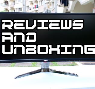 BenQ XR3501 Curved Gaming Monitor Review 26