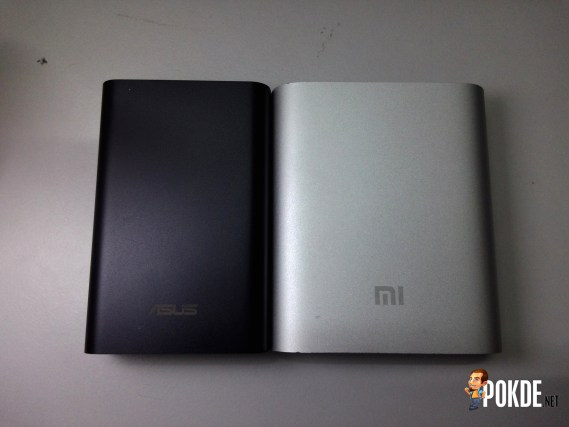 ZenPower vs Mi side by side
