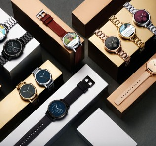 Say hello to the new Moto 360, and its sportier brother 37