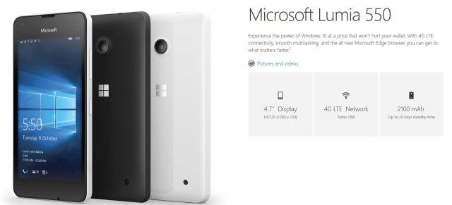 lumia5503
