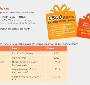Did you know about this bill rebate? — Astro & TMnet 37