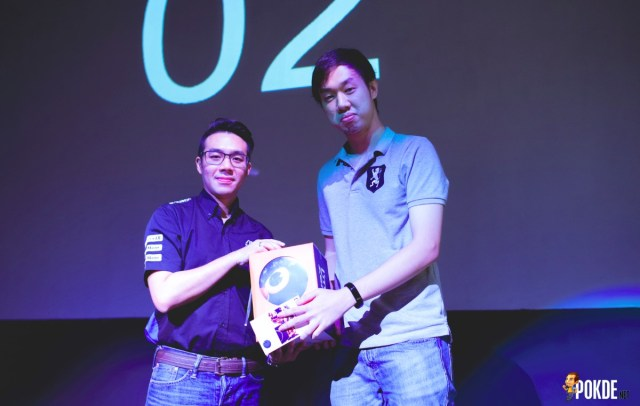 Lucky draw Zenfone Zoom