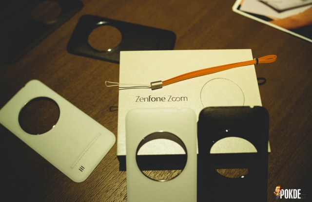 Packaging Zenfone Zoom 2