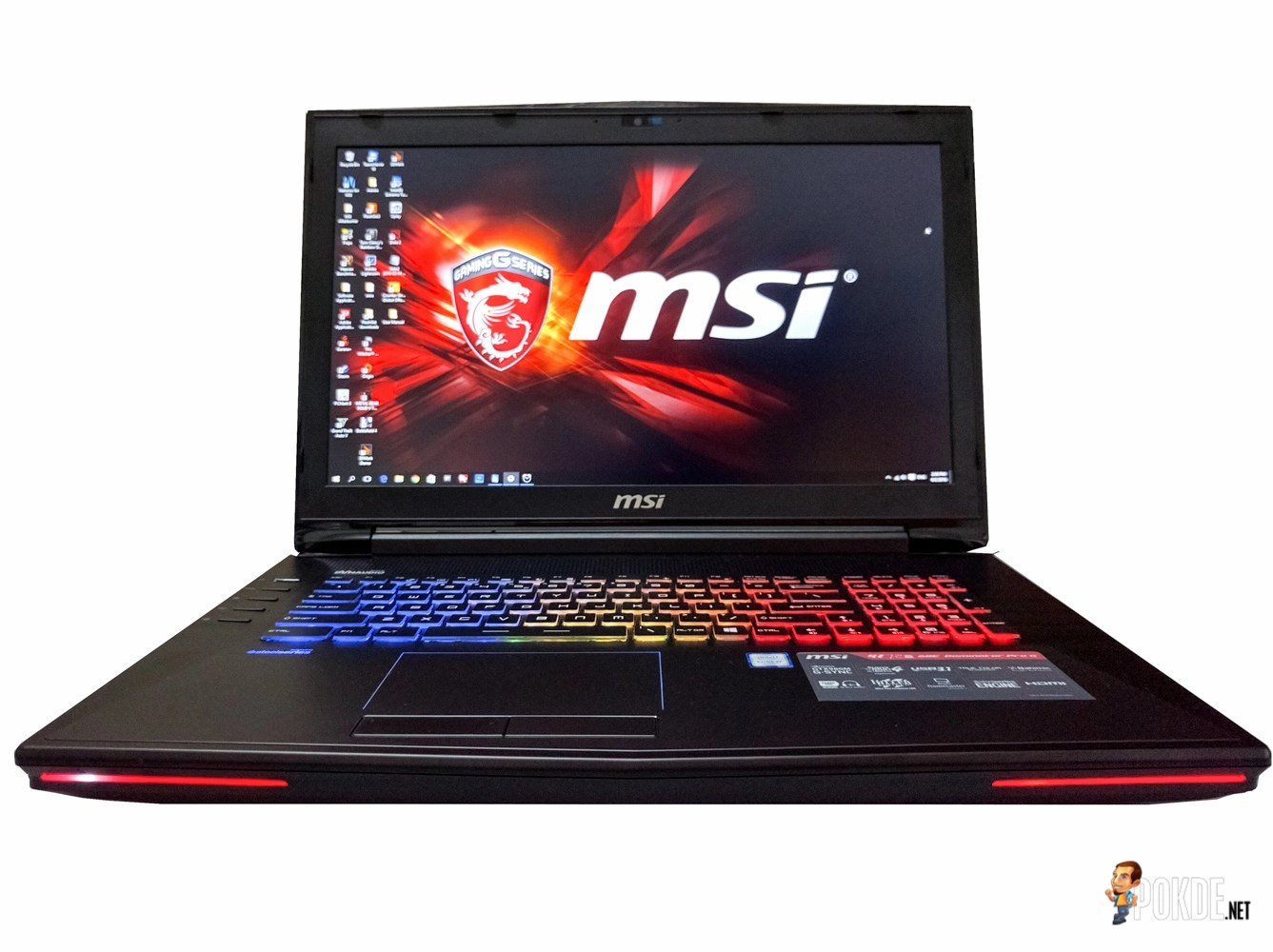 MSI GT72S 6QE Dominator Pro G Treiber Windows 10