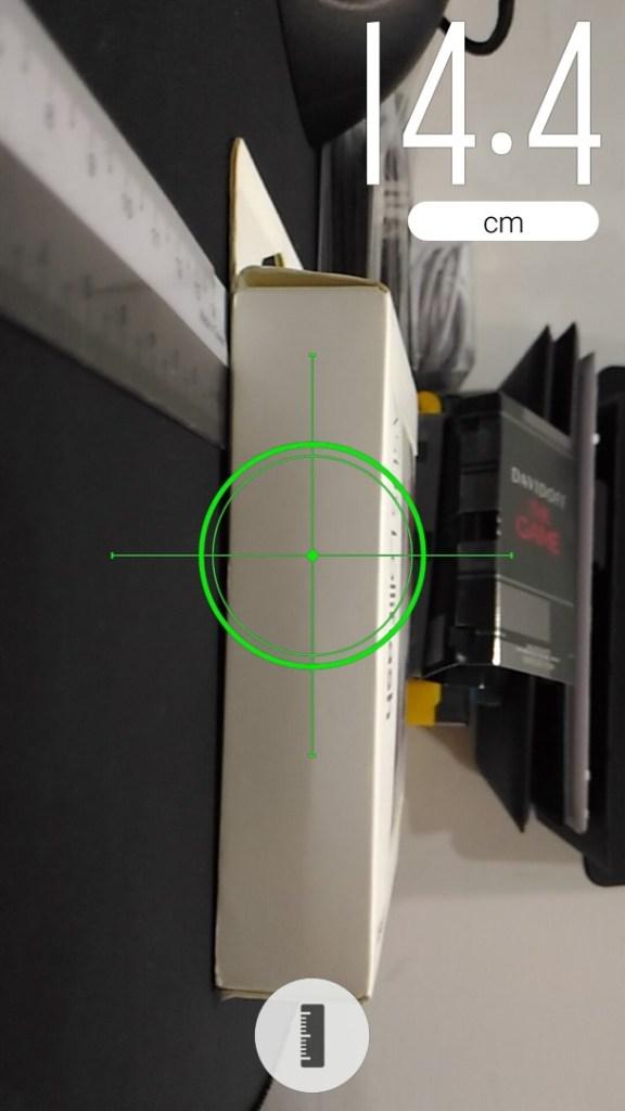 Laser Ruler! Talk about innovation!