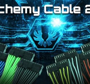 BitFenix introduces the BitFenix Alchemy 2.0 Modular Cables 32