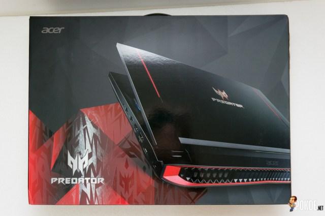 Acer Predator 15-2