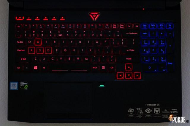 Acer Predator 15-32