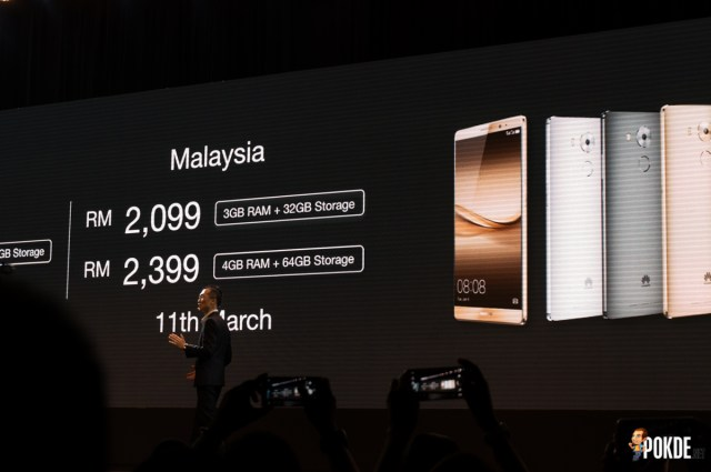 Huawei Mate 8 launch-3