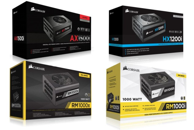 Corsair PSU 10 year warranty