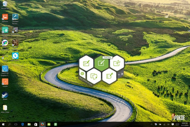 Acer Switch Alpha 12 Hover Access