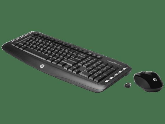 HP Wireless Keyboard