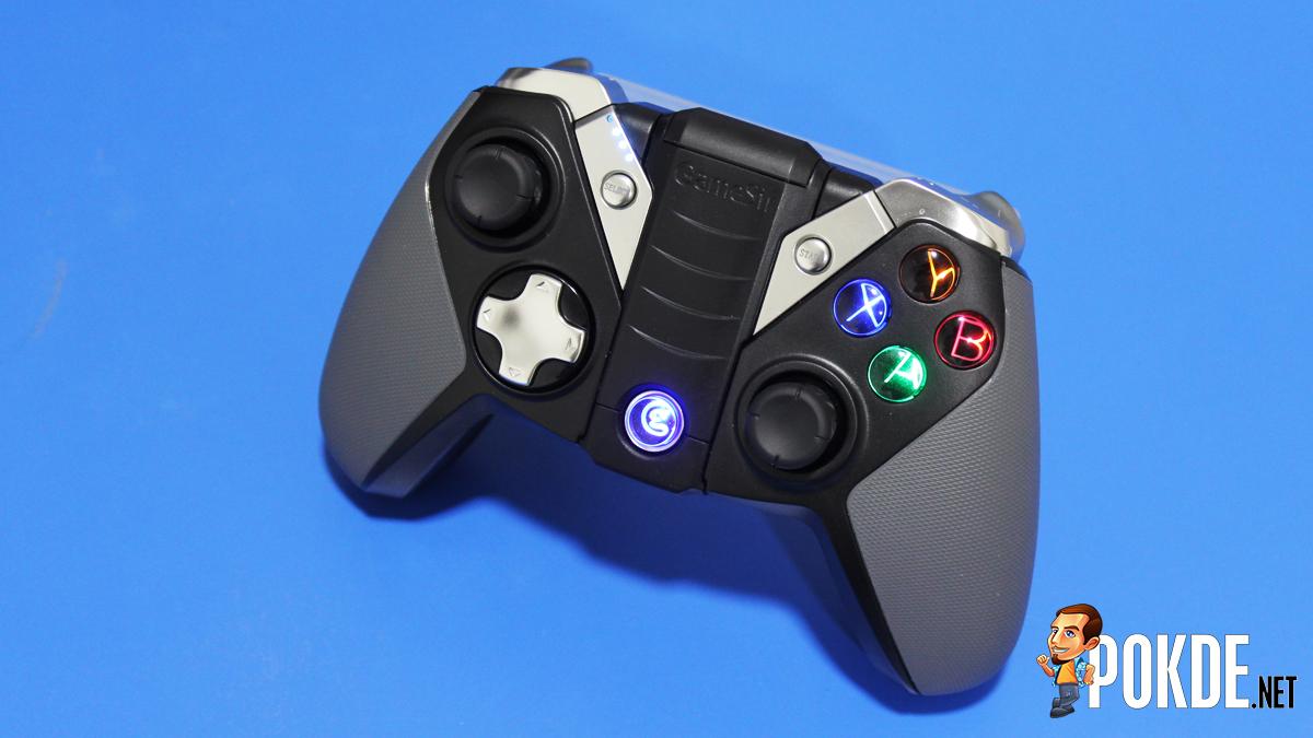 GameSir G4s Advanced Edition Wireless Gaming Controller