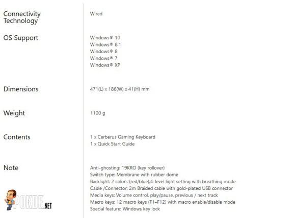 asus-cerberus-gaming-keyboard-spec