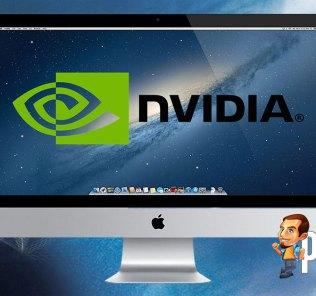 NVIDIA Geforce Apple Mac