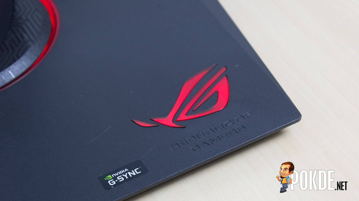 asus rog how to change key color