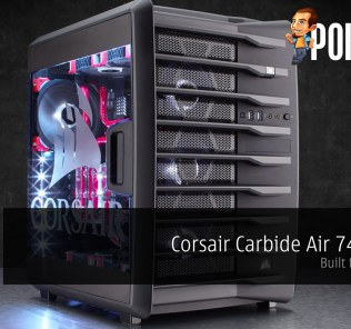 Corsair Carbide Air 740 case — built for builders 24