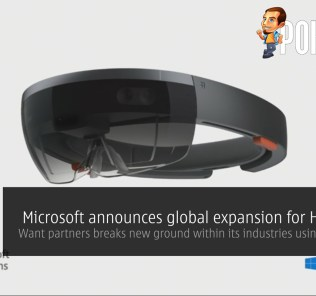 Microsoft announces global expansion for HoloLens 25