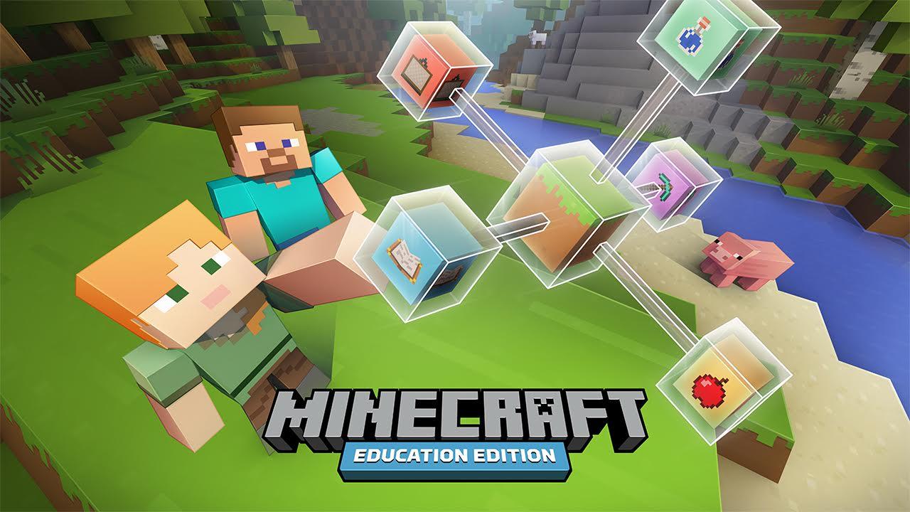 Microsoft announces availability of Minecraft: Education