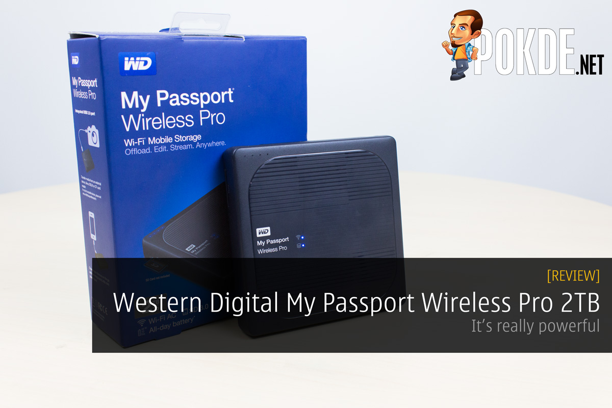 How To Open Wd My Passport