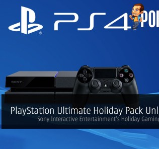 Sony PlayStation Ultimate Holiday Pack