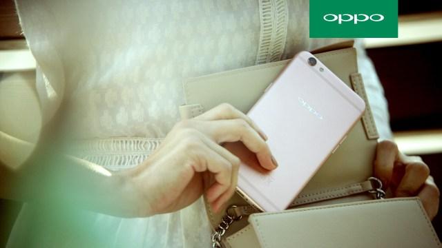 OPPO R9S Lee Min-ho Min Chen