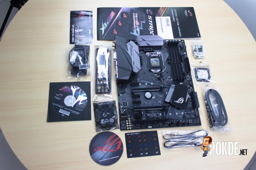 ASUS ROG Strix Z270E Review + Intel Core i7-7700K Kaby Lake CPU 25