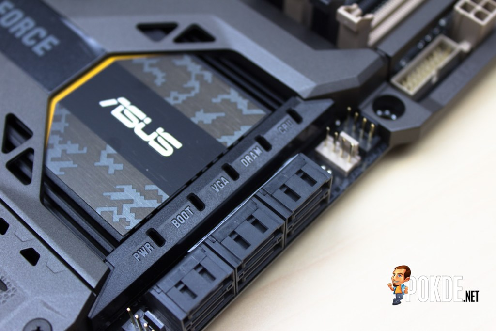 ASUS TUF Z270 Mark 1 Review - Putting out a TOUGH (No Pun Intended) Competition 38