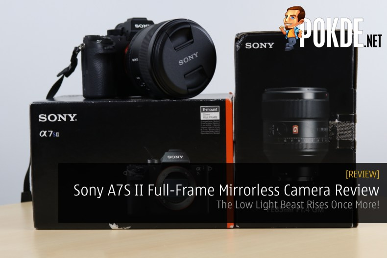Sony A7S II Full-Frame Mirrorless Camera Review — The Low Light ...