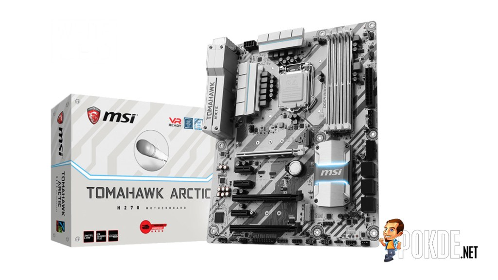 MSI launches ICE-COLD Z270/B250 Arctic Gaming motherboards 27