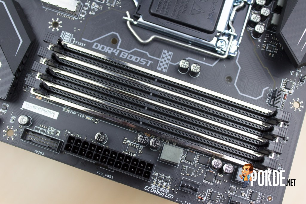 MSI Z270 Gaming Carbon Pro review — Aesthetically improved