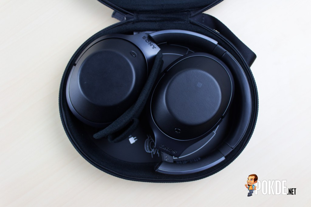 Sony MDR-1000X wireless headset review — noise cancelling beyond compare 37