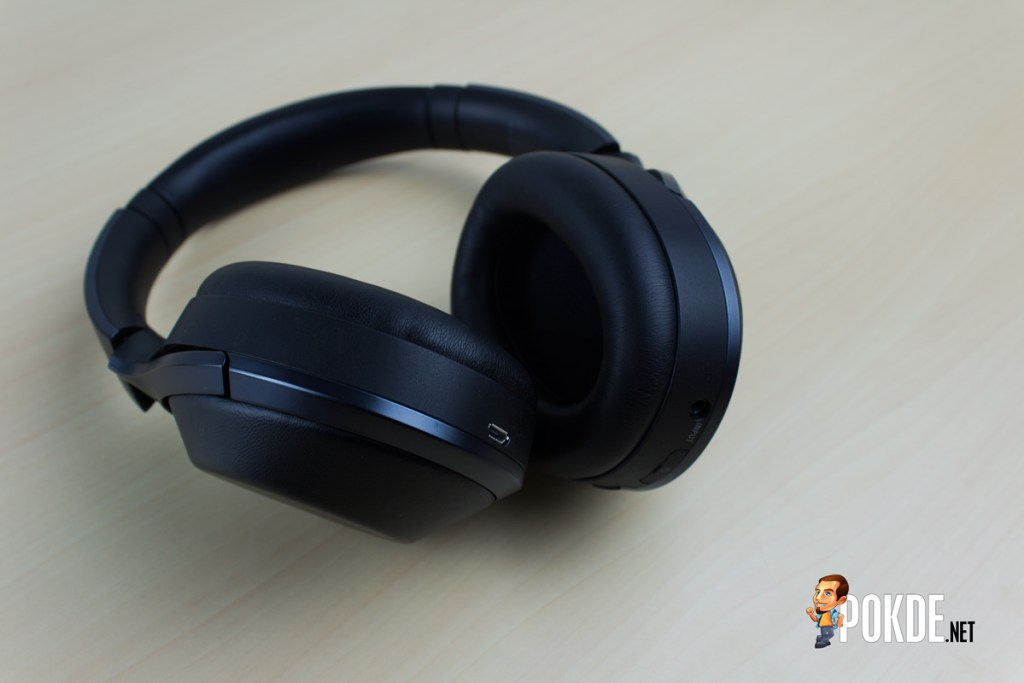 Sony MDR-1000X wireless headset review — noise cancelling beyond compare 41