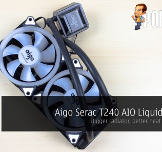 Aigo Serac T240 AIO Liquid Cooler Review - Bigger radiator, better heat dissipation 43
