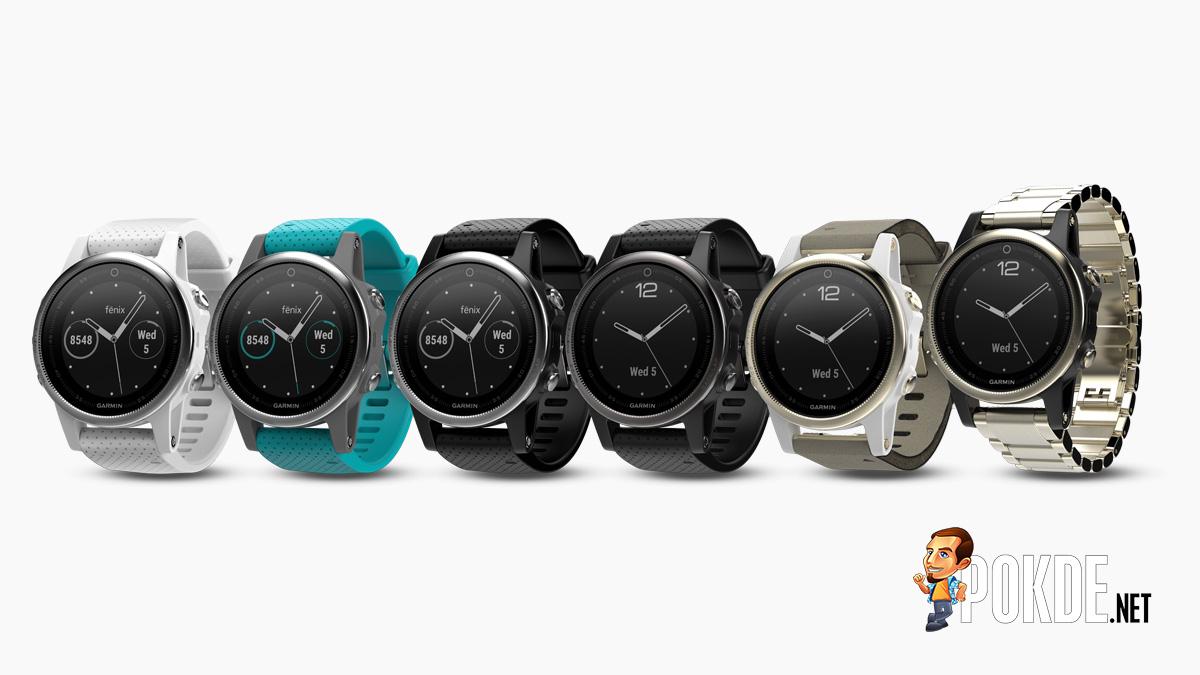 Garmin launches the brand-new Garmin Fenix 5 series – For ...