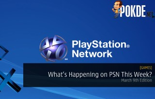 PlayStation Network PSN March