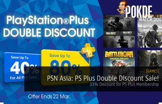 PlayStation Plus Double Discount Campaign Sale