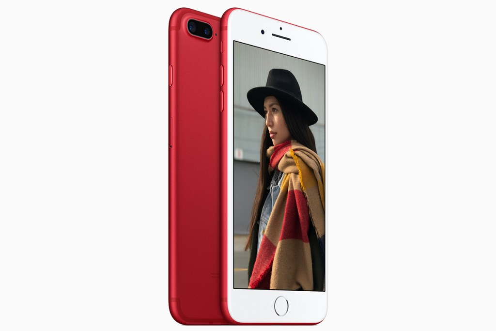 Red iPhone 7 and 7 Plus now available, contribute towards the fight against AIDS 27