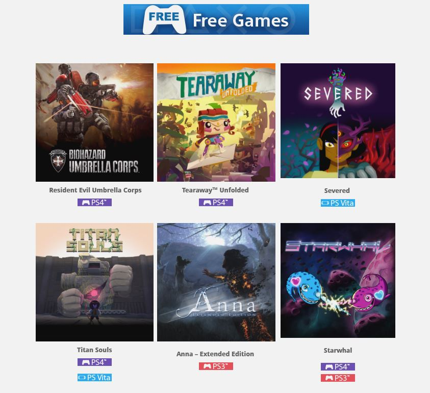 ps plus asia march 2017 ps4 ps3 ps vite free games lineup