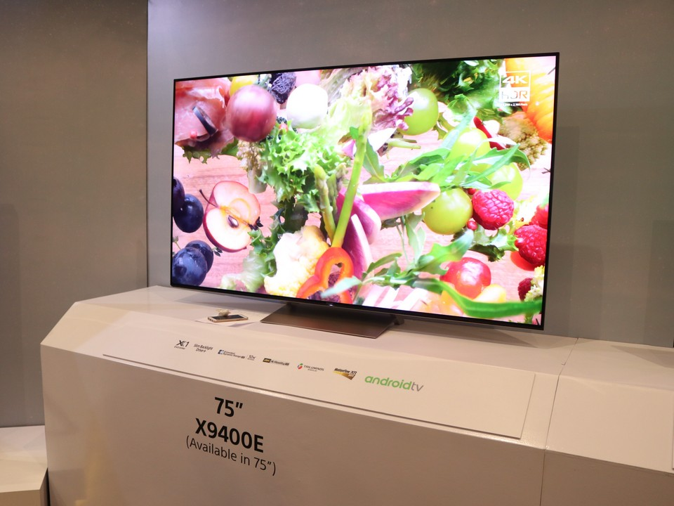 Sony Malaysia Bravia OLED TV