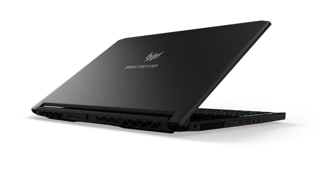 Acer Predator Triton 700 ultrathin gaming laptop