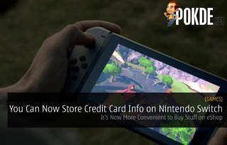 nintendo switch credit card