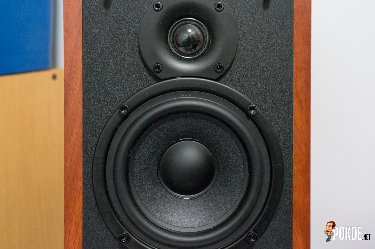 Edifier R1700BT bookshelf speaker review – Pokde