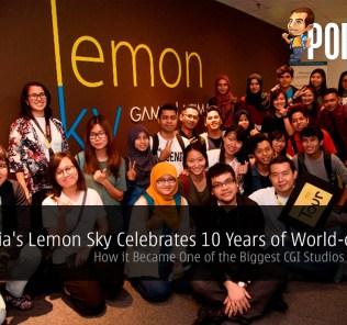 lemonsky lemon sky CGI 10 years