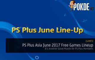 PS Plus Asia June 2017
