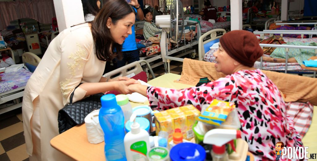 Celcom Brings Cheer To Charitable Homes - Everyone Needs A Helping Hand 28