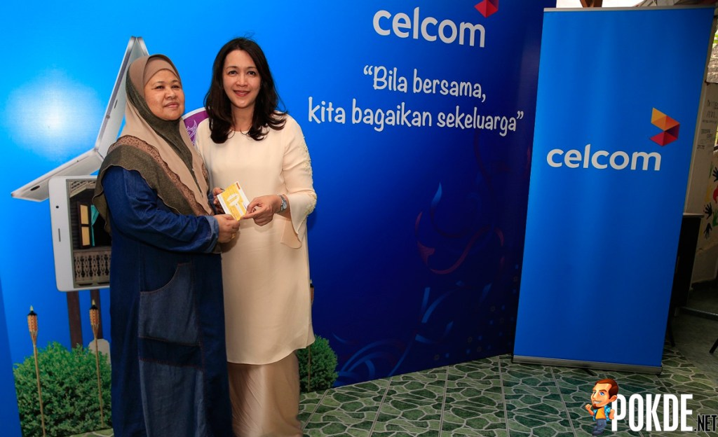 Celcom Brings Cheer To Charitable Homes - Everyone Needs A Helping Hand 29