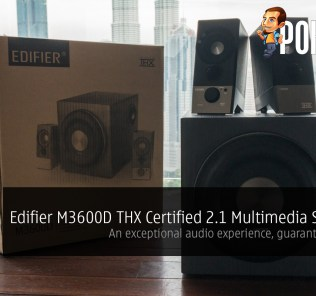 Edifier M3600D THX Certified 2.1 Multimedia Speakers review; An exceptional audio experience, guaranteed by THX 21