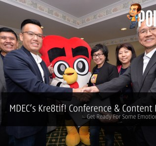 MDEC's Kre8tif! Conference & Content Festival - Get Ready For Some Emotion In Motion 28