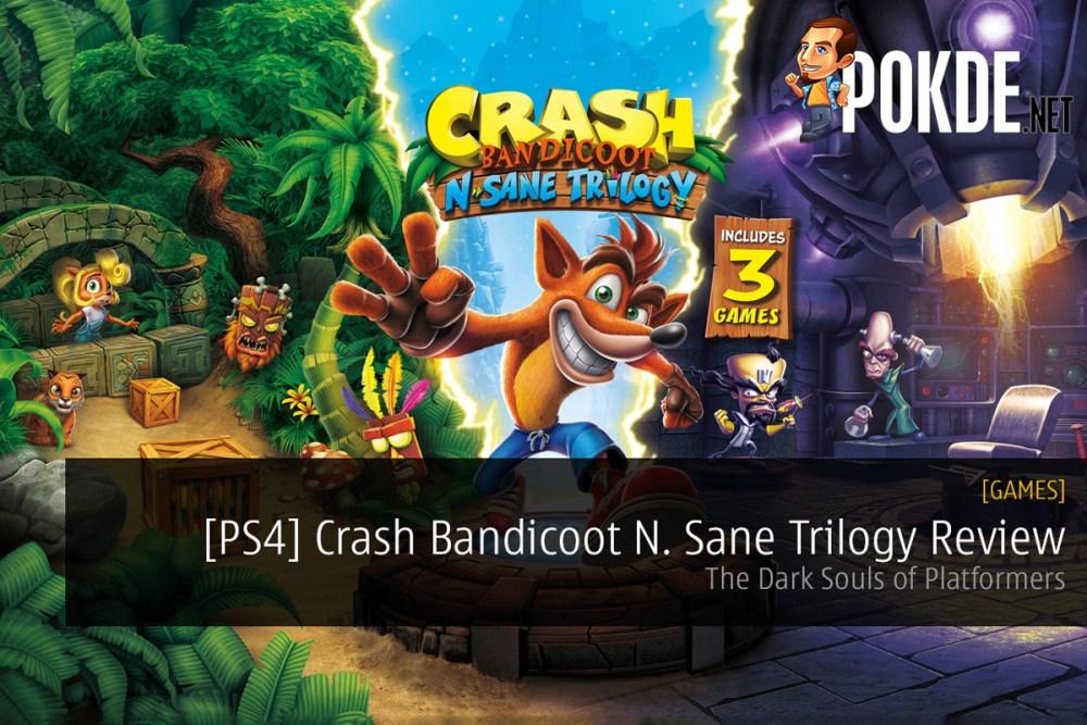 NO SPOILERS] Crash Bandicoot N  Sane Trilogy Review